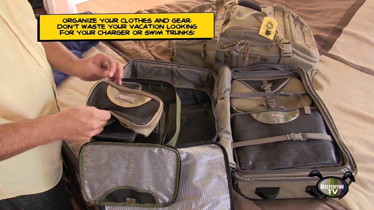 Travel Advice Travel Bags And Edc Accessories That Work