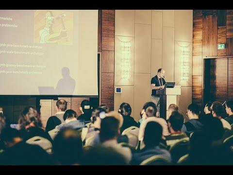 JDD 2016: Testowanie wydajności kodu za pomocą narzędzia JMH (Wojciech Oczkowski)