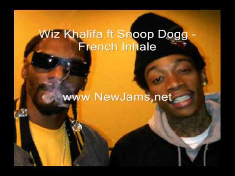 Wiz Khalifa ft Snoop Dogg - French Inhale (New Song 2011)