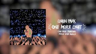 One More Light Steve Aoki Chester Forever Remix Linkin