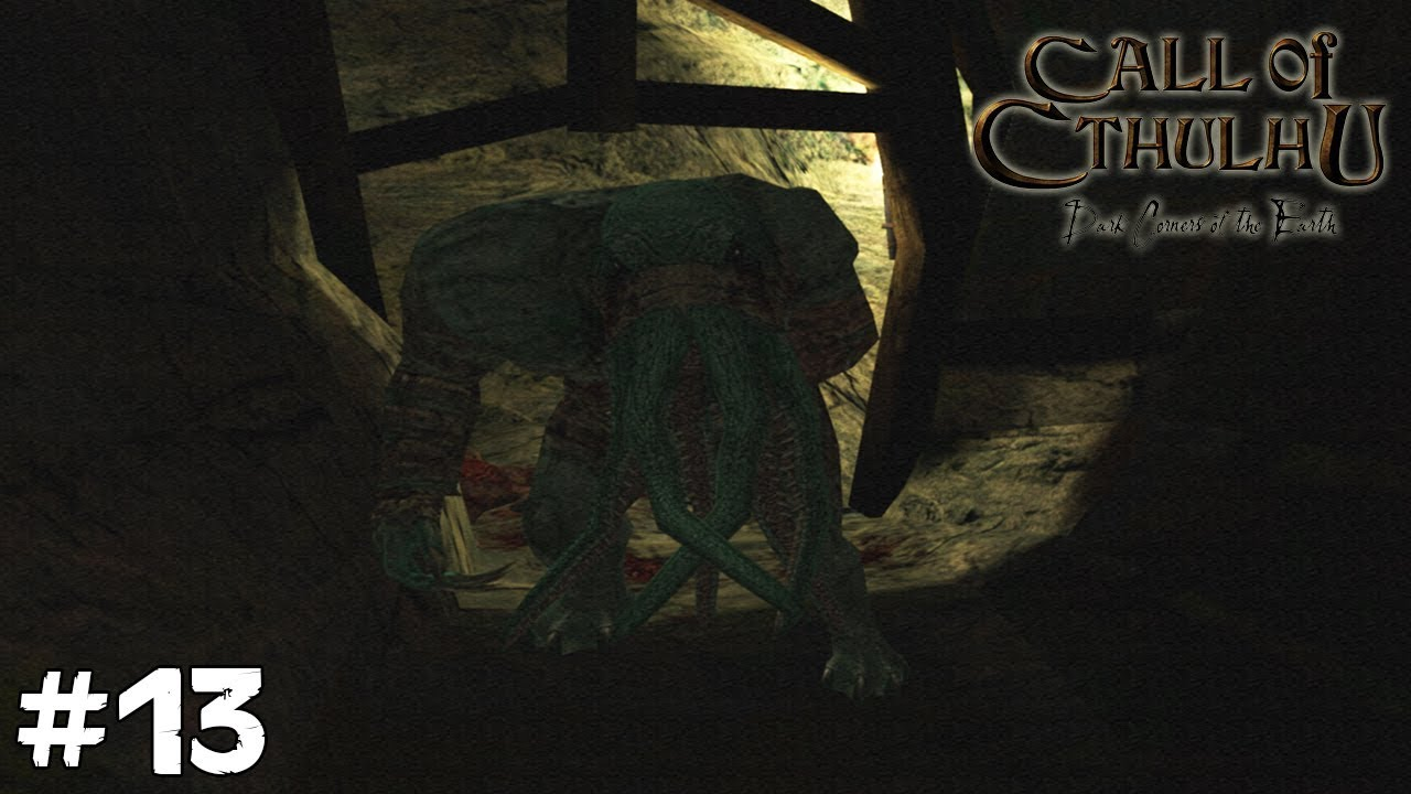 Call of Cthulhu: Dark Corners of the Earth (Прохождение) ▪ ШТУРМ В ОДНО РЫЛО ▪ #13