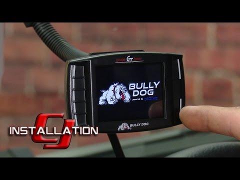 F-150 Bully Dog Tuner Gas GT Platinum 2010-2016 Installation