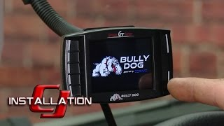 F-150 Bully Dog Tuner Gas GT Platinum 2010-2016 Installation
