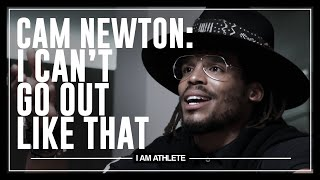 Cam Newton: I Can't Go Out Like That   I AM ATHLETE with Brandon Marshall, Chad Johnson & More