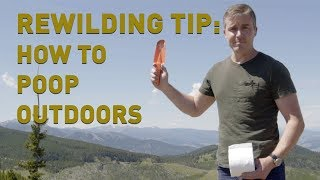 How to (Responsibly) Poop Outdoors | Outside