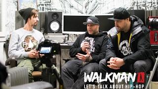 Walkman Walk #3 - Snowgoons (Dj Illegal & Dj Crypt)