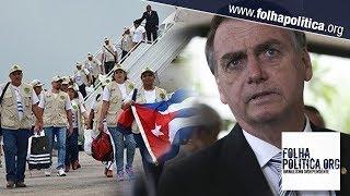 Bolsonaro retruca ataque sobre Mais Médicos: 'A ditadura cubana demonstra grande irresponsabilidade'