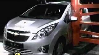 EuroNCAP 2009 crash test: Chevrolet Spark