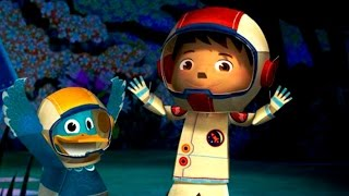 Zack and Quack Moon Mission Gameplay Online Nick Jr / NVIDIA