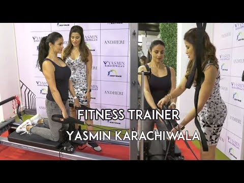 UNCUT - Gul Panag & Rehan Poncha At Launch Of New 'Pilates Studio' Of Fitness Trainer Yasmin Karachi thumbnail