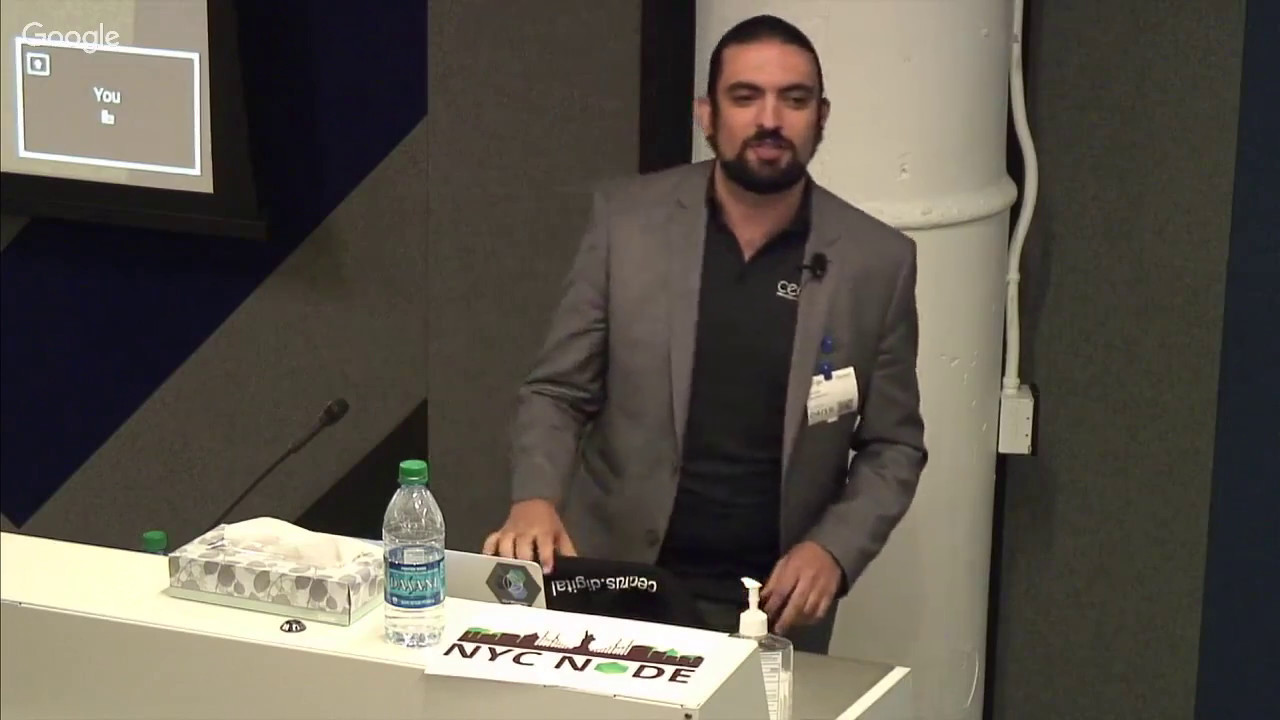 Ashraf Souleiman - API Czar & Code Soju