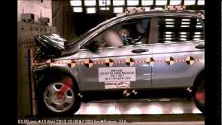 Honda CR-V   2011   Frontal Crash Test