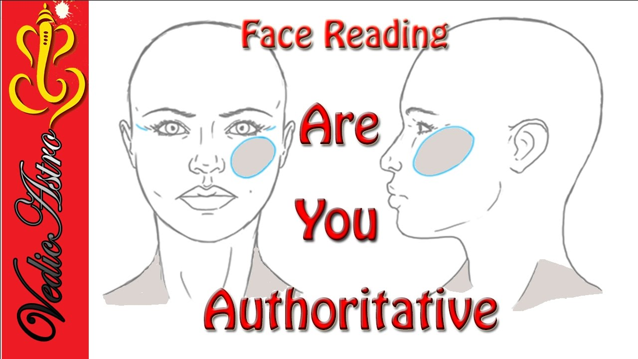 Are you authoritative   ?   Cheekbones   Face reading In Hindi