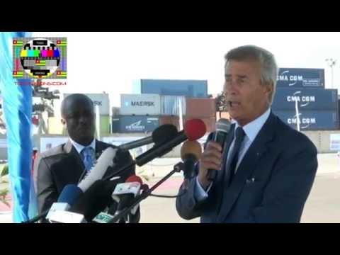 Vincent Bolloré: L'avenir du monde est en Afrique... au Togo, au Bénin, au Niger