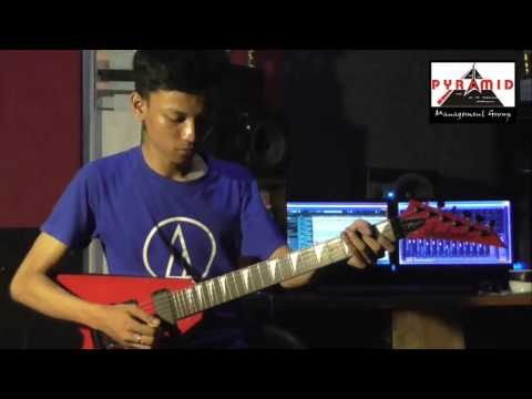 Meets Rock, Widuri (Gitar cover) by Dede Aldrian