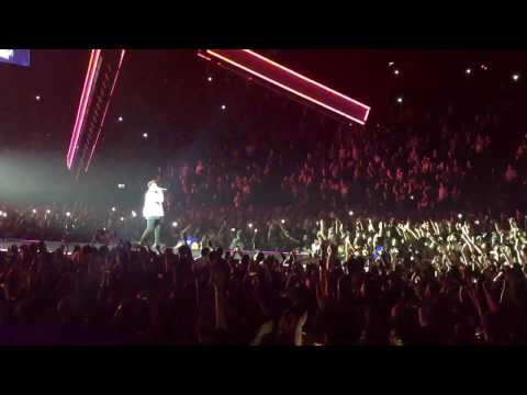 The Weeknd - False Alarm - Live at The London O2 Arena - Legend of The Fall - UK Tour