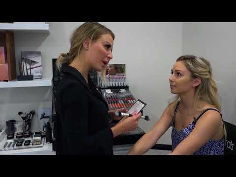 GloSkinBeauty Mineral Makeup Application