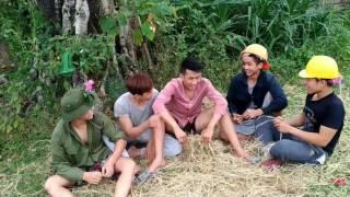 Clip Hài ATGT: Làng ế vợ - Lớp 12 A2 - THPT Tiên Yên
