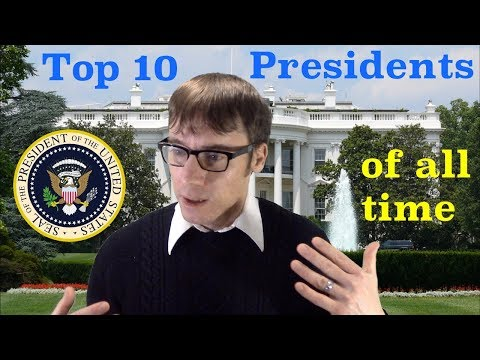 Top 10 Greatest American Presidents