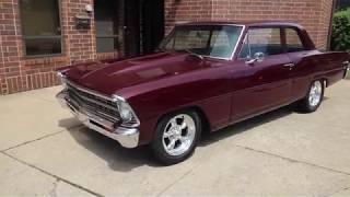1967 Chevrolet Nova - 383 Stroker - SOLD