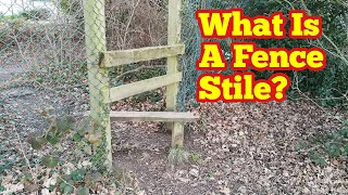 What Is A Fence Stile? How To Use It?