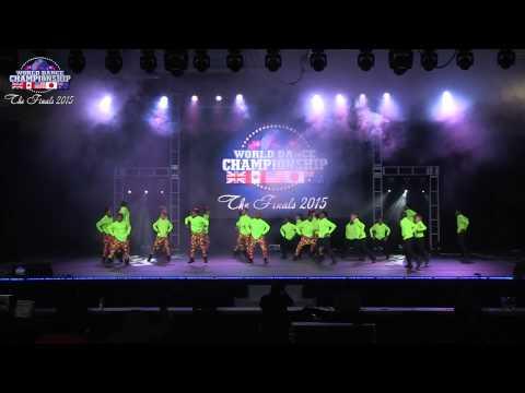 "Winding Springs Elementary School-2015 World Dance Championship ""Old School Funk"""