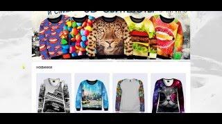 Интернет магазин (футболок)(, 2016-05-07T19:59:49.000Z)