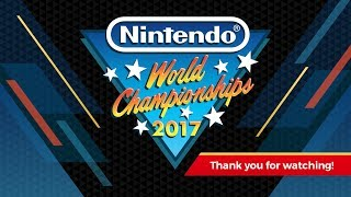 connectYoutube - Nintendo World Championships 2017 – 10.7.17