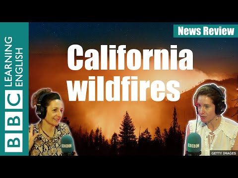 California Wildfires - News Review