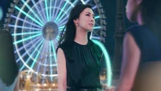 女優の北川景子が出演する、使い捨てコンタクトレンズ「シード ワンデー...