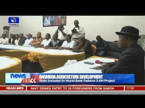 Gov Obiano Boosts Anambra Agriculture Development