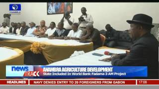 Gov Obiano Boosts Anambra Agriculture Development