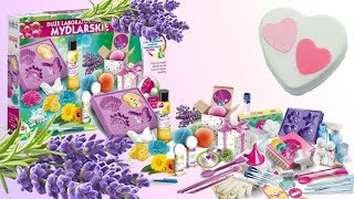 Clementoni • Laboratorium mydlarskie • DIY
