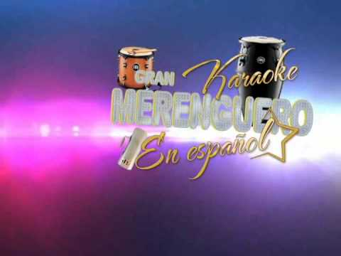 bumper karaoke merengue