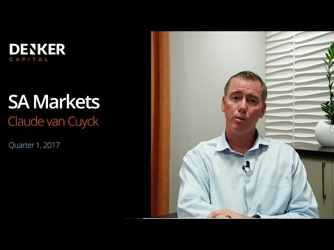 Denker Capital newsletter Q1 17: Overview of South African markets