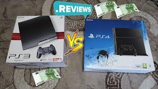 Стоит ли покупать в 2018 PS3. PS4 против PS3.