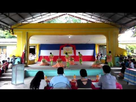 PAD UM ,performed by GRADE 5 NEW BUSWANG ELEM. SCHOOL