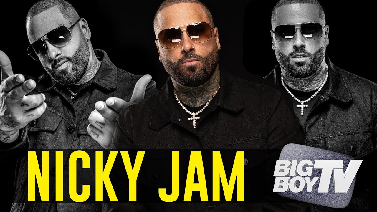 Nicky Jam on His Dark Past, Reconnecting w/ Daddy Yankee, Bad Boys For Life + More!