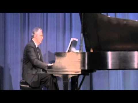 Ursula Kleinecke-Boyer and Edward Zeliff Music Performance
