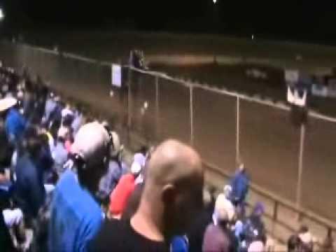 Baton Rouge Raceway Pure Stock Feature 5-14-2011