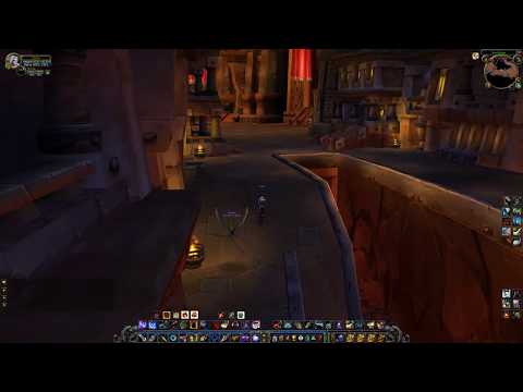 Ironforge Meat Vendor Location Hunter Pet Food Wow Classic Youtube