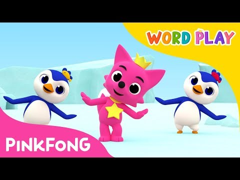 The Penguin Dance | Word Play | Pinkfong Songs for Children