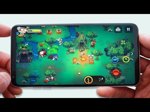 Top 10 Best OFFLINE IOS And Android Games In 2020 - PART 4