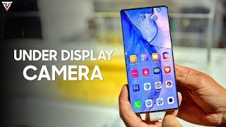 Huawei's Under Display Camera Phone