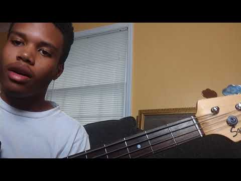 Couldnt keep it to myself war on sin (Bass Tutorial)