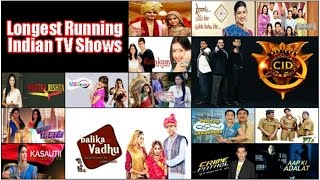 Top 15 Longest Running Indian Television Shows : TV Serials or Series running for 5 Years and more