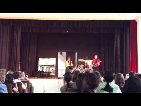 Stuart Hall School Talent Show 2013