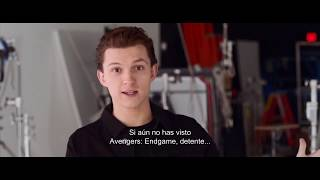 Spiderman: Far From Home -  Tráiler