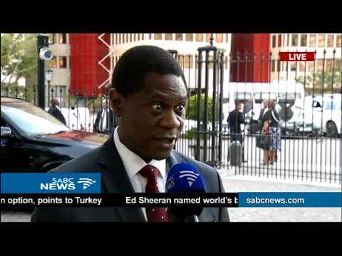 Land expropriation motion amendment passed - Paul Mashatile reacts