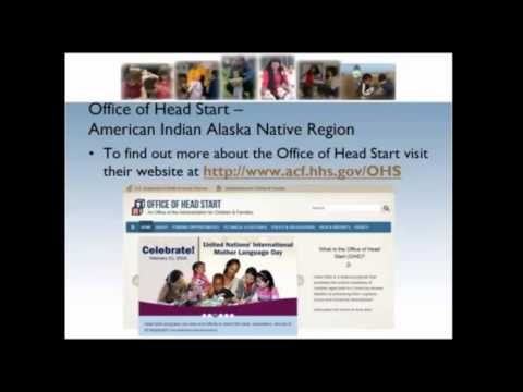 Native Language in Early Childhood Settings